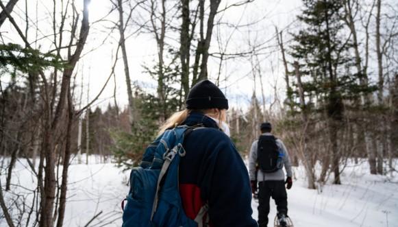 Une escapade hivernale