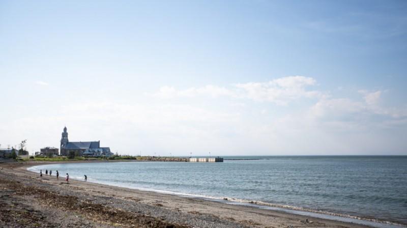 Sainte-Luce, ses plages et son histoire
